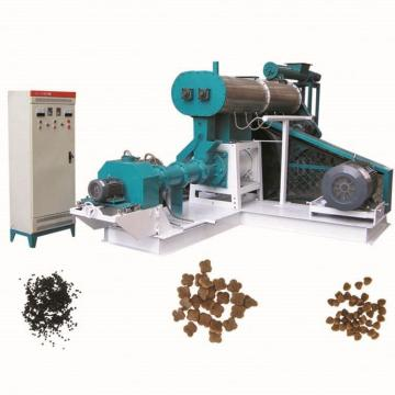 High Quality Steam Extrusion Machine for Floating Fish Feed Production