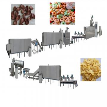 Multifunctional Extruder Corn Maize Flakes Breakfast Cereals Machine Cornflakes Making Machine