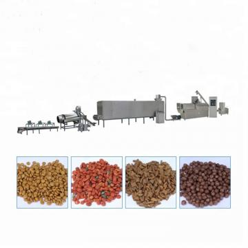 China Economic Pet Food Extrusion Machine