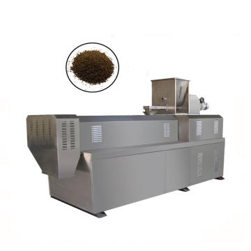 Aquarium Floating Fish Feed Pellet Production Machine