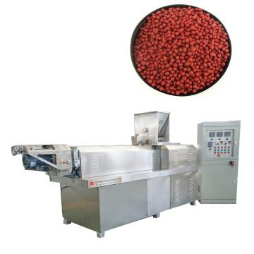 Aquatic Floating/Sinking Trout/Catfish/Fish Pellet Feed Production Machine China Supplier