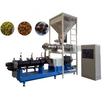 Animal Aquarium Pet Dog Cat Monkey Fox Bird Tilapia Floating Fish Feed Pellet Production Machine