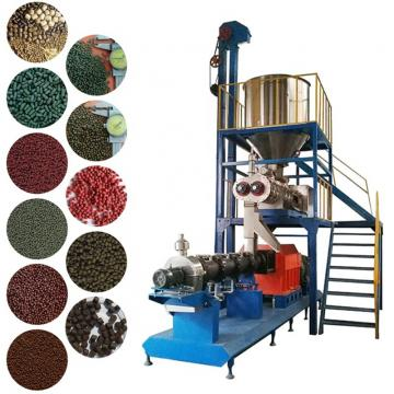 Floating Fish Feed Pellet Extruder/Fish Meal Making Machine