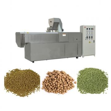 Big Output Automatic Floating Fish Feed Pellet Extruder