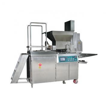 Automatic Bread Cutting Hamburger Slicer Machine