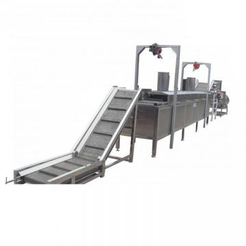 300kg/H French Fries Making Production Line, Potato Peeling Cutting Machine