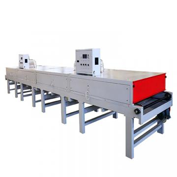 Conveyor System Chain Belt Pre-Heating Uniform Conveyor Belt Dryer