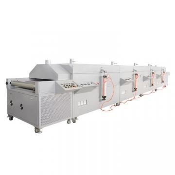 Automatic Drying Hot Air Force Circulation Tunnel Oven