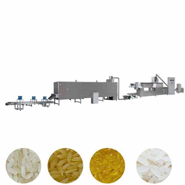 Easy Operation Artificial Rice Production Line Nutritional Rice Processing Line Instant Rice Processing Line #1 image