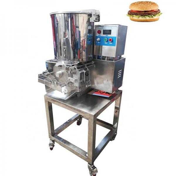 Industrial Automatic Bread Toast Baguette Hamburger Cake Making Machine Factory #1 image