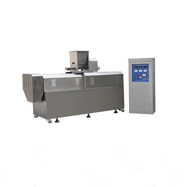 Textured Vegetable Meat Soya Protein Chunks Food Making Machine Processing Production Line #1 image